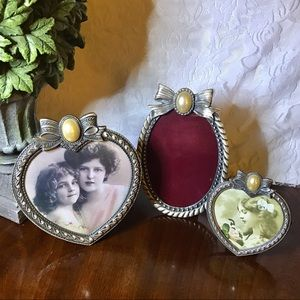 BEAUTIFUL Victorian Photo/Picture Frames